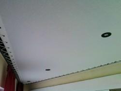 Plafond tendu Batyline client particulier à St Chamas