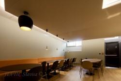 Plafond tendu laqué microacousic à Nice