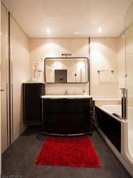 Plafond tendu laqué pour la Salle de bain à Toulon