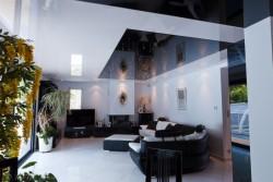Plafond tendu laqué le client particulier à Marseille