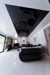 Plafond tendu ciel étoilé le client particulier à Marseille